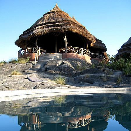 Mihingo Lodge