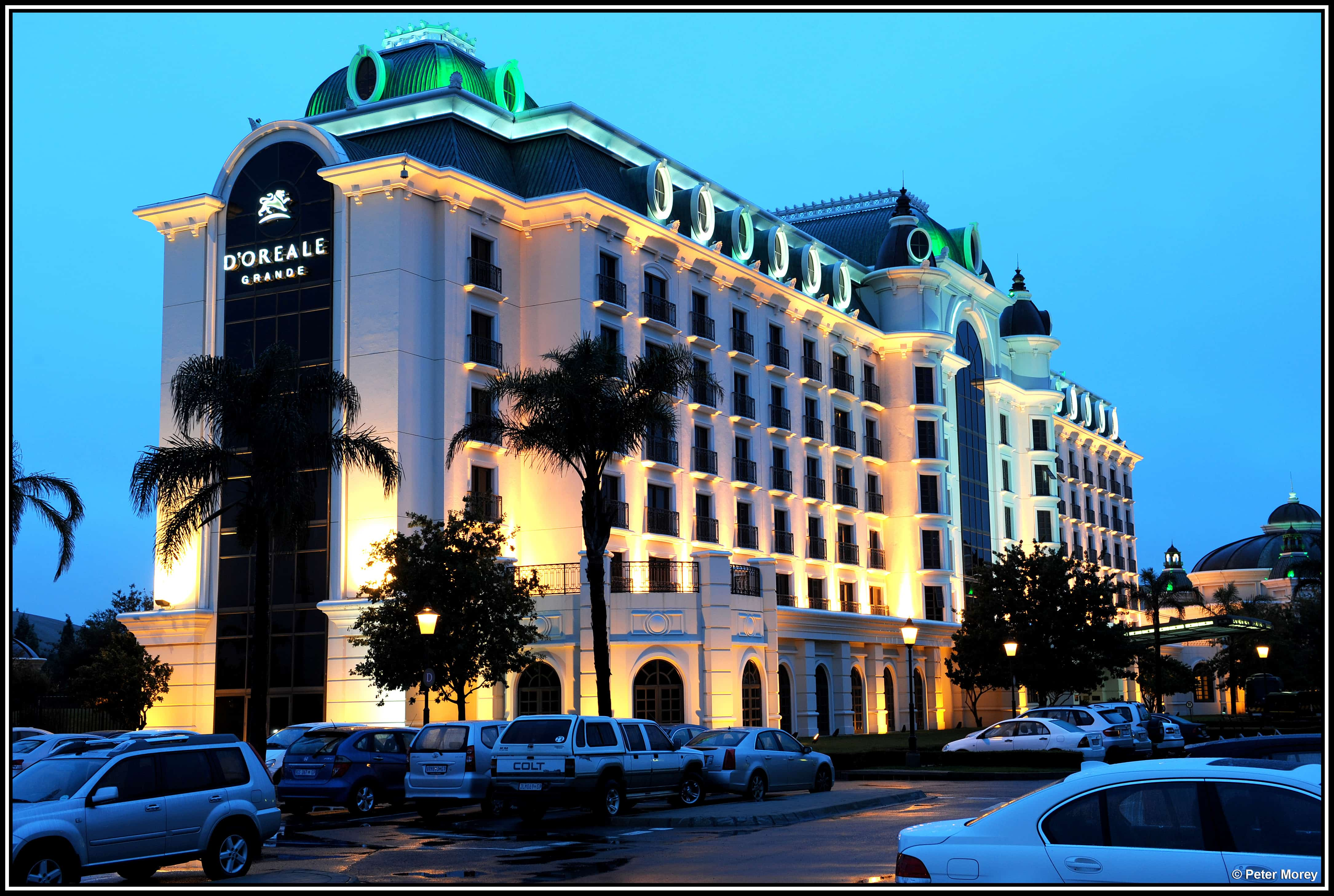 Peermont D Oreale Grande Hotel At Emperors Palace