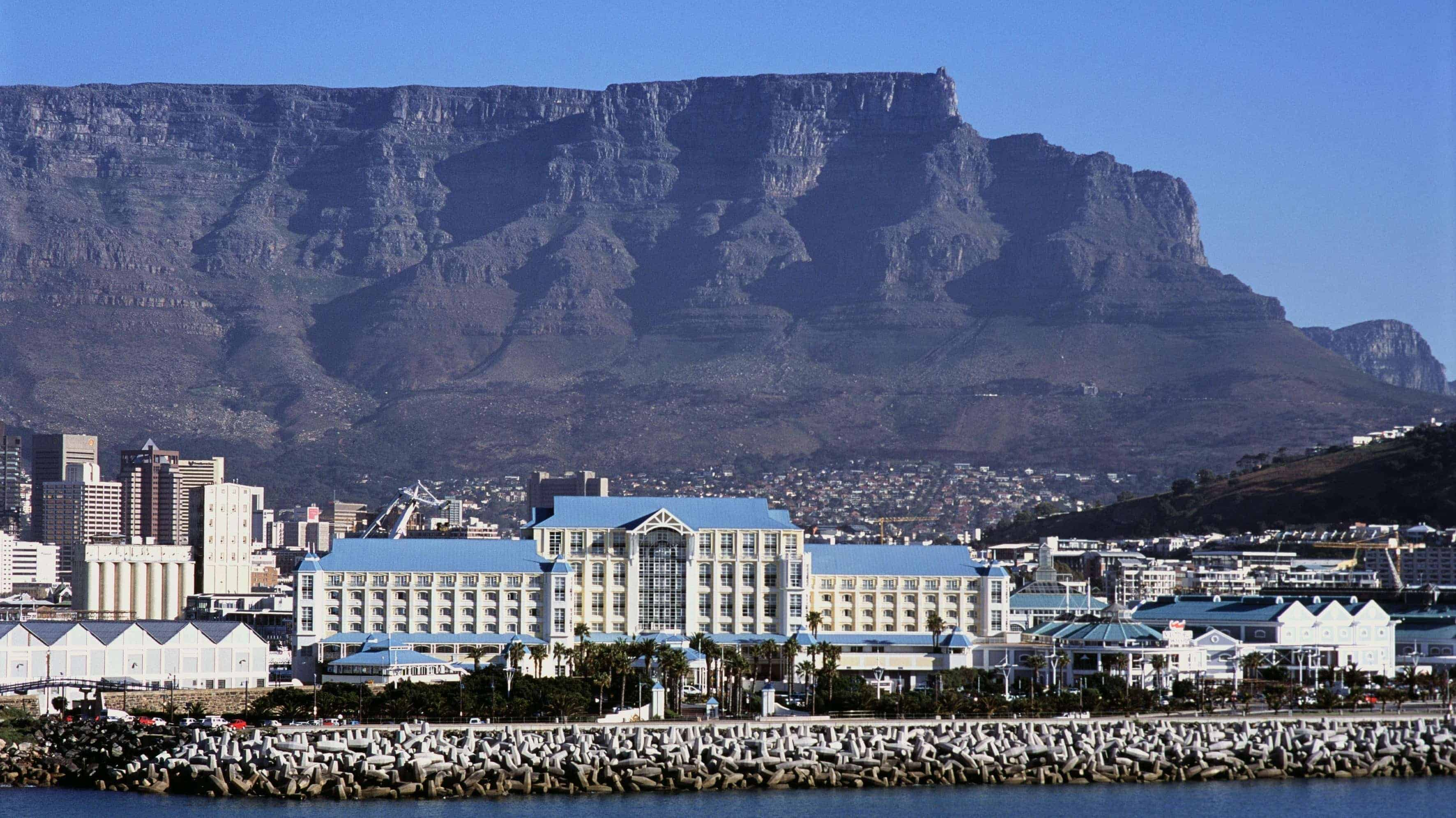 Skeleton Coast Namibia >> Table Bay Hotel - Southern Destinations