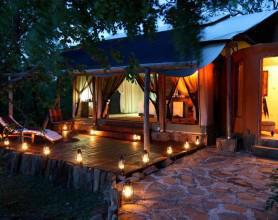 Amara Selous Luxury Tented Camp