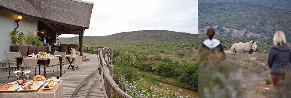 Kwandwe Great Fish River Lodge