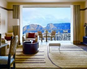 Marina Suite Living Area 2