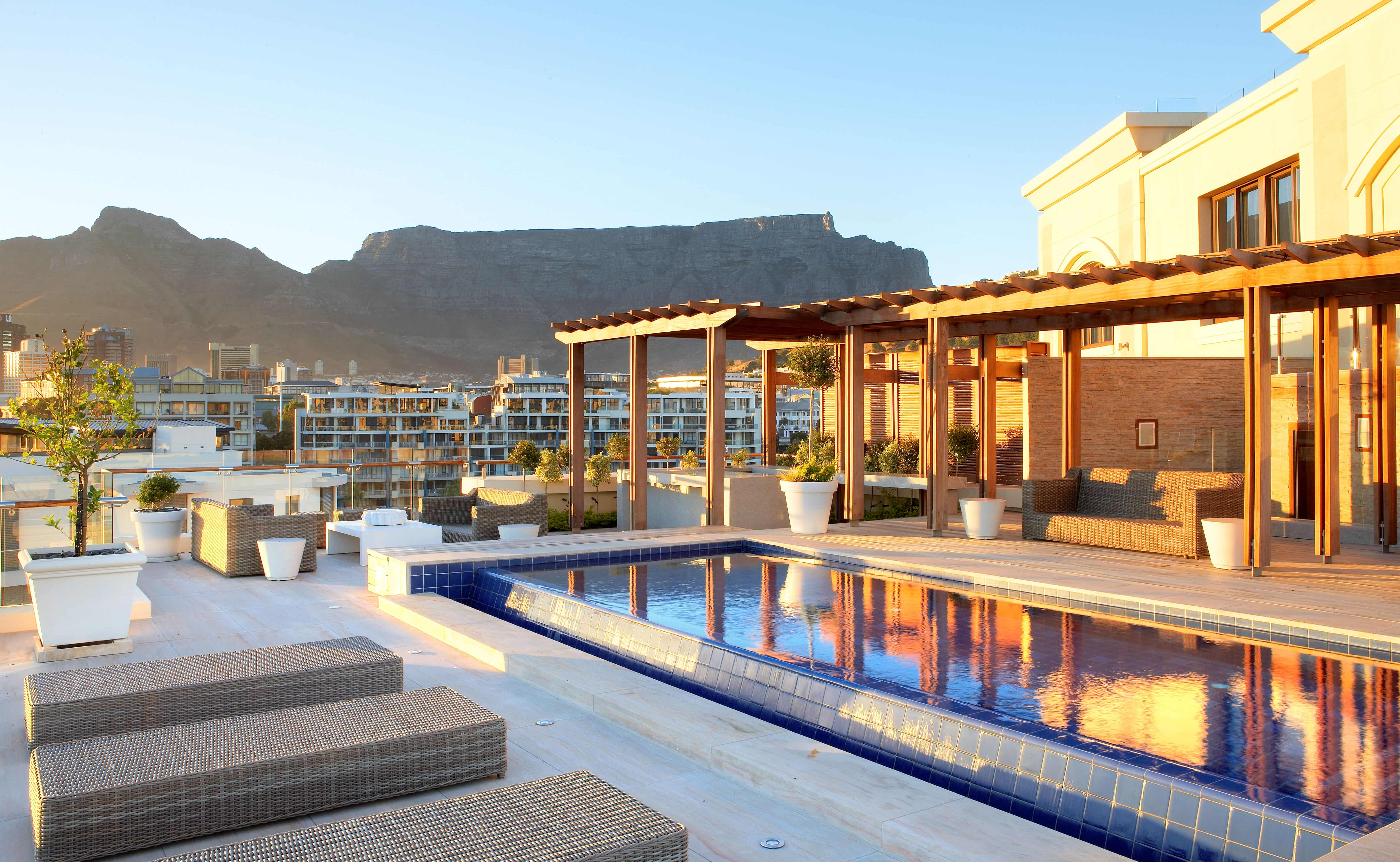 Rooms: One And Only Cape Town