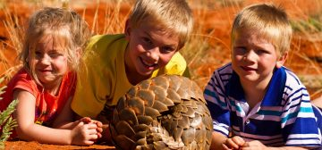 Tswalu: Family Friendly In The Red Sands Of The Kalahari