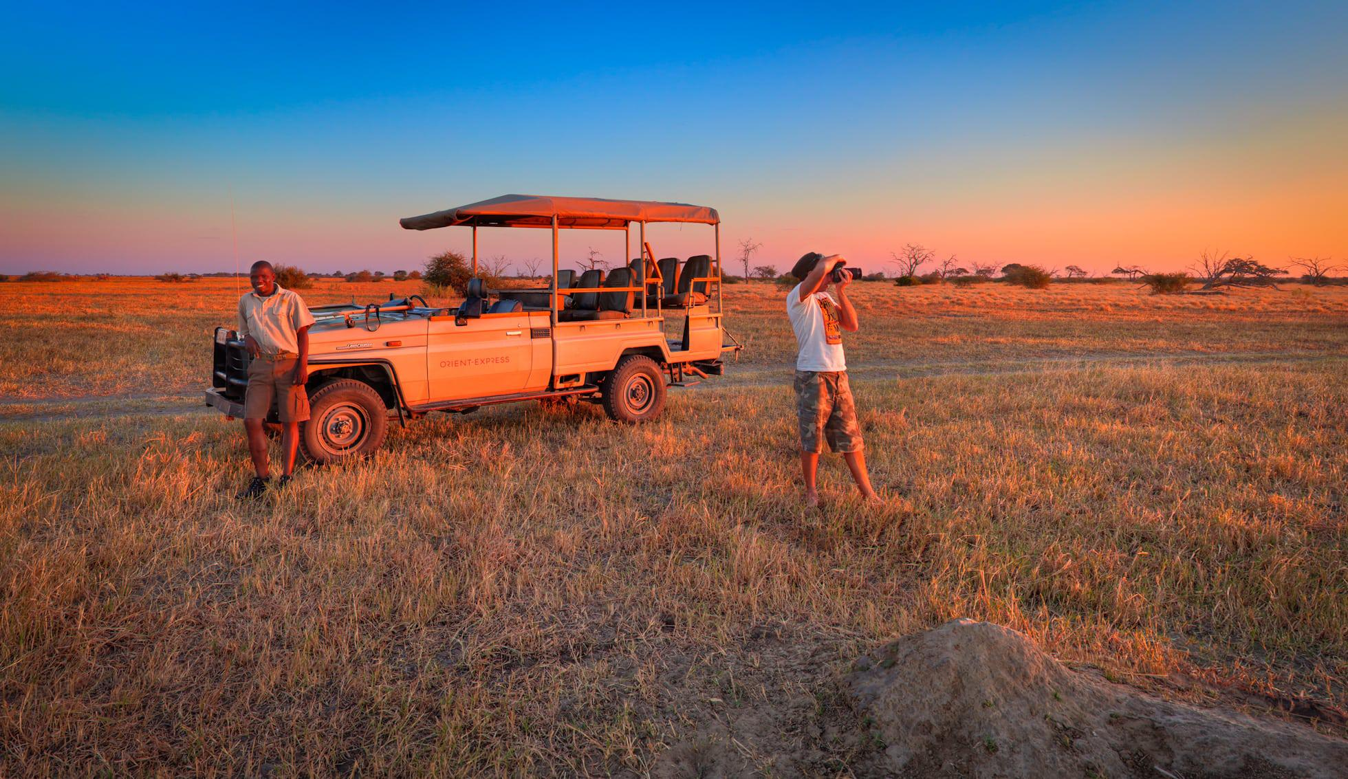 Savute Elephant Camp by Orient-Express
