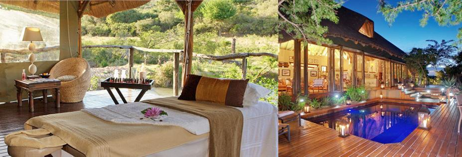 Bayethe Tented Lodge – Shamwari Game Reserve