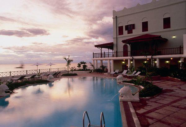 Zanzibar Serena Inn Hotel