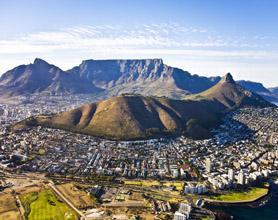 cape town arial