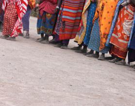 masai dancers tour