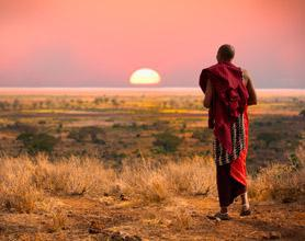 masai man tour