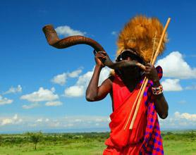 masai warrior tour