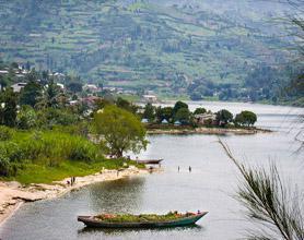 rwanda landscape tour
