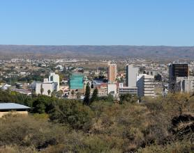 windhoek skyline_125526179