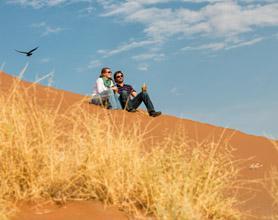 wolwedans dunes tour