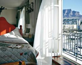 Table Mountain Luxury Room