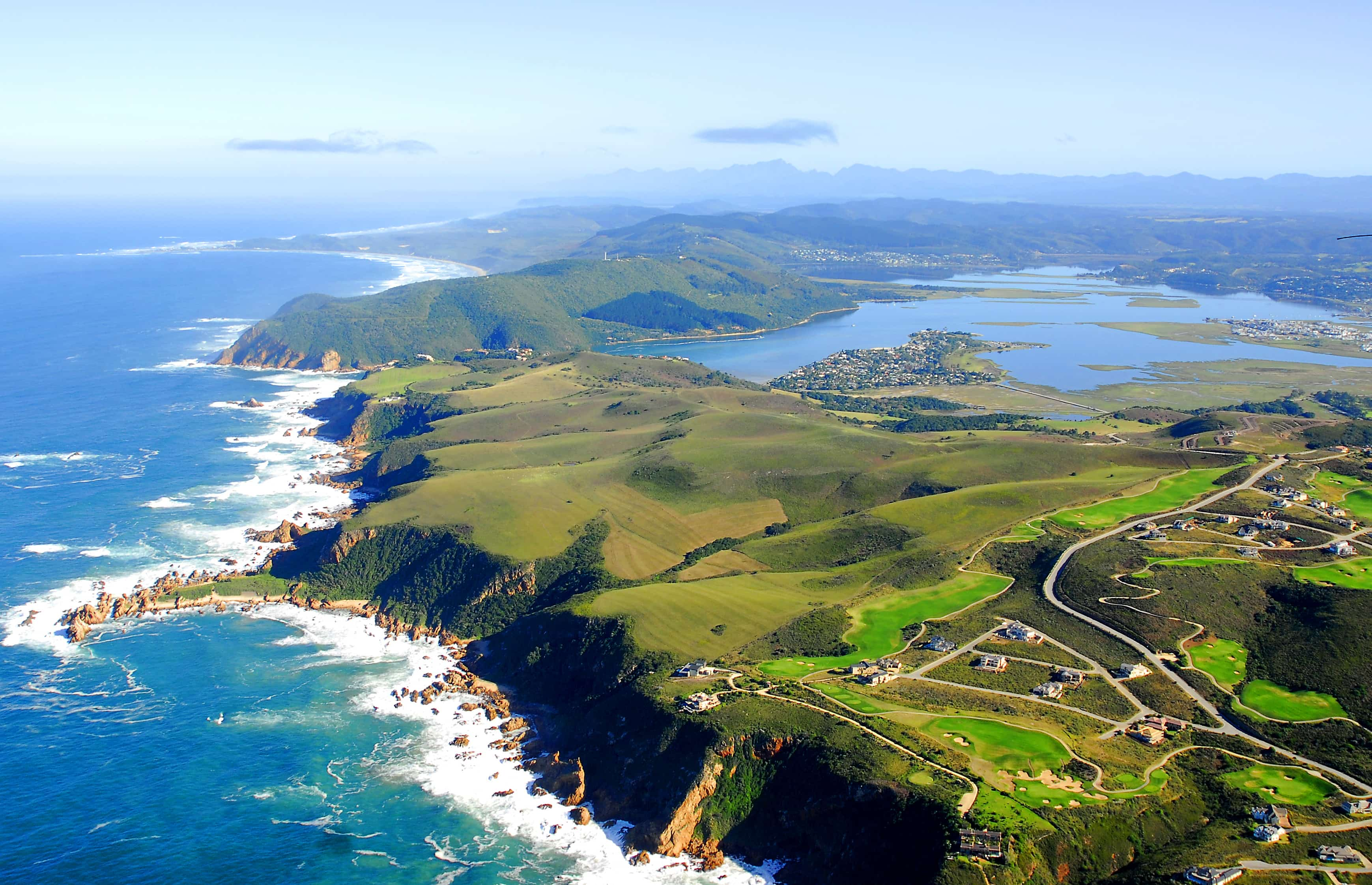 The Heads at Knysna
