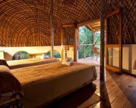 Isibindi room interior