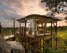Kingston Treehouse at Lion Sands