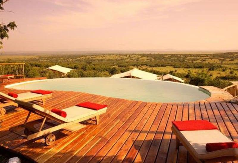 Mara Bushtops Camp