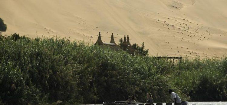 Serra Cafema Camp