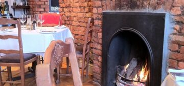 My Top 7 Picks Of Cape Town Restaurants With Fireplaces