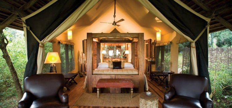Our 5 Top Tented Camps In The Masai Mara
