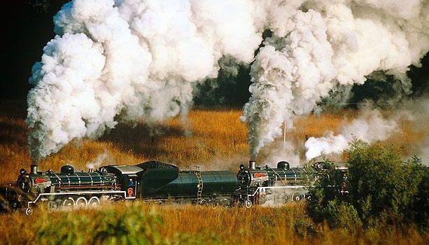 Do You Fancy A Luxury Train Trip Through Africa?