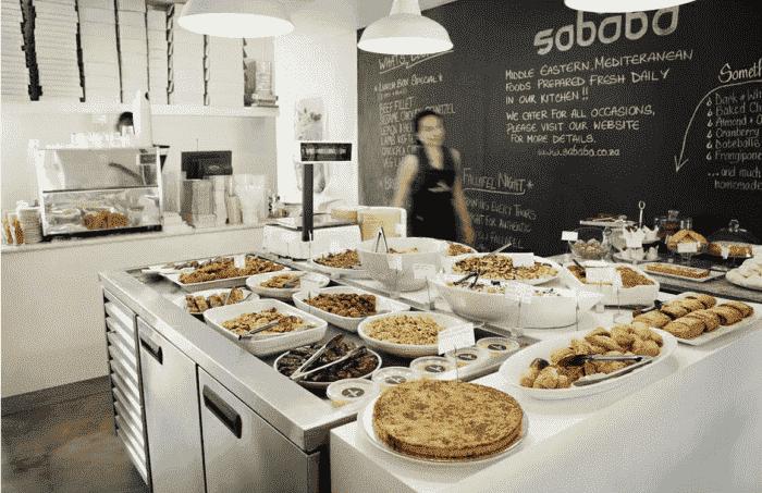 Sababa Kitchen & Deli