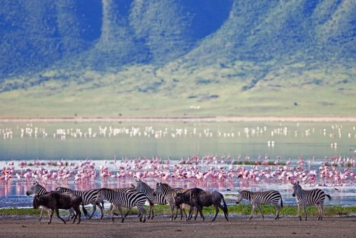 Ngorongoro crater pic Pal Teravagimov