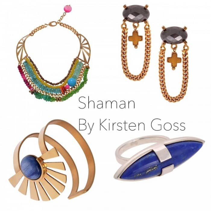 Kirsten Goss Shaman collection