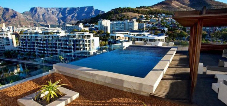 5 Of Our Best-Loved Rooftop Pools In Cape Town