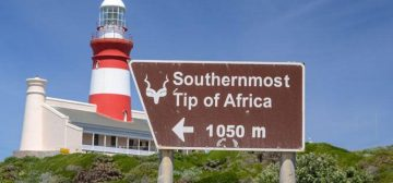 Discover The Southern Tip Of Africa – Where The Atlantic And Indian Oceans Meet