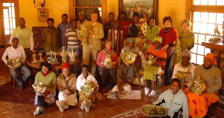 Ardmore Ceramics Team