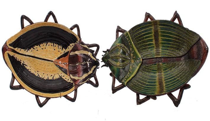 ardmore Beetle platter by