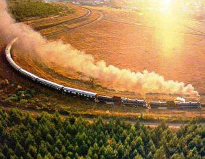 Rovos rail _