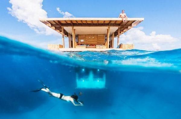 Zanzibar Floating Hotel