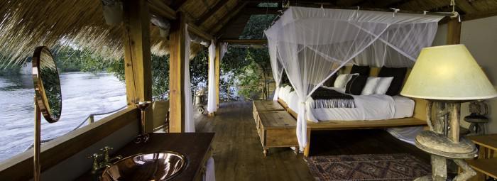 Tongabezi River Cottages