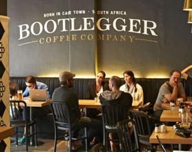 Bootlegger Coffee Shop