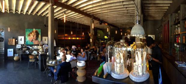 Haas Coffee Shop