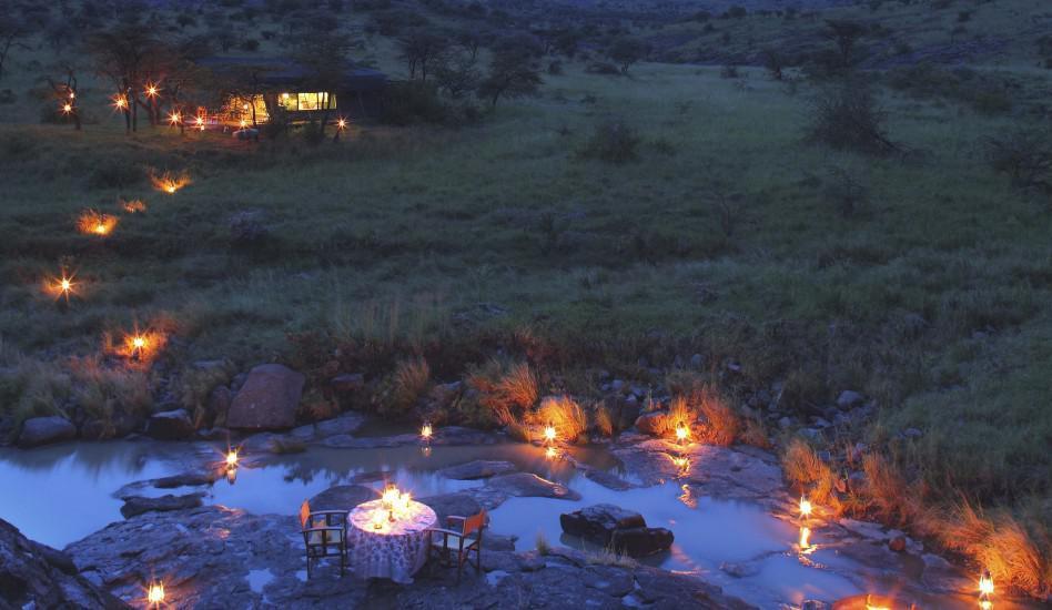 Richard's River Camp