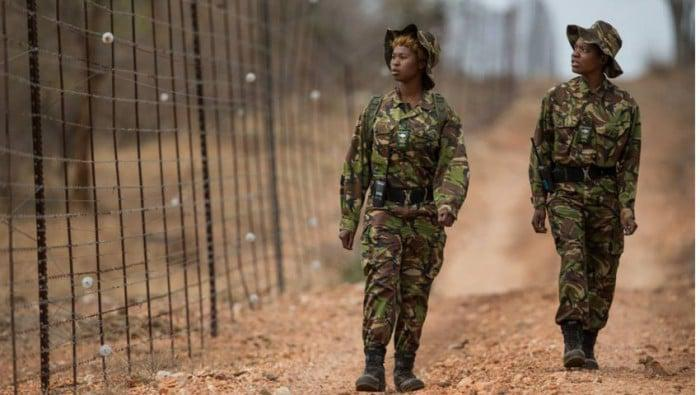 Black Mambas Anti Poaching Unit