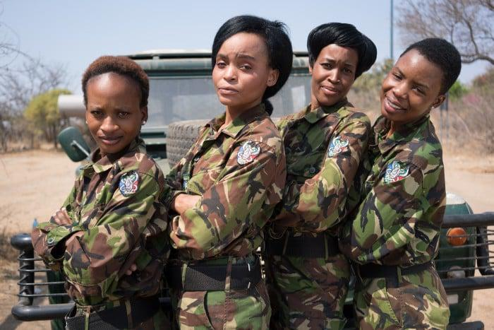 Black Mambas Anti Poaching