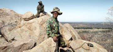 The World's First All-Female Anti-Poaching Unit: The Black Mambas