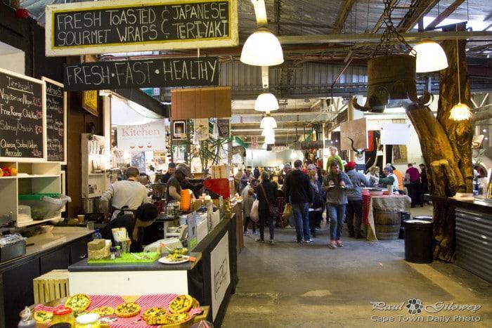 Hout Bay Market pic Paul Gilowey