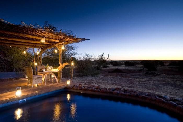 The Motse Lodge at Tswalu Private Game Reserve