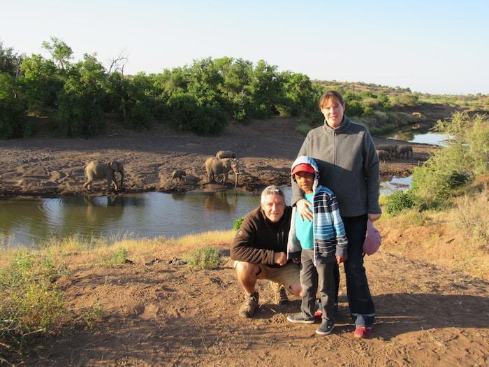 lise-and-family-at-mashatu
