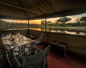 Meno a Kwena Tented Camp