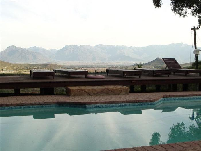 Pool at fairy glen game reserve