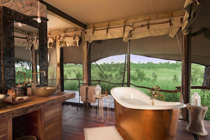 Somalisa Camp, Hwange National Park in Zimbabwe