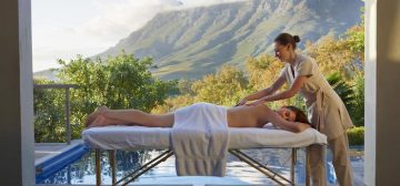 Top 5 Cape Winelands Spas for the Ultimate Indulgent Experience